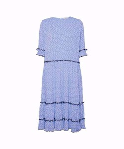NORR kjole - Mette s/s Dress, Light Blue