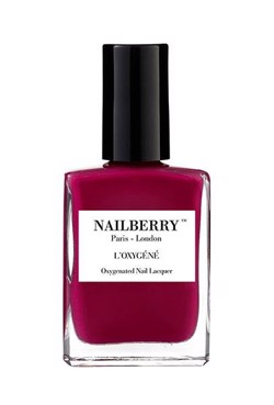 NAILBERRY Neglelak - Nailpolish L´OXYGÉNÉ, Raspberry