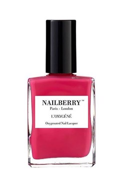 NAILBERRY Neglelak - Nailpolish L´OXYGÉNÉ, Pink Berry