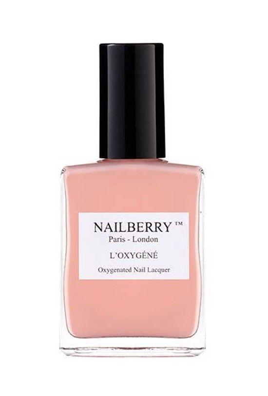 NAILBERRY Neglelak - Nailpolish L´OXYGÉNÉ, Happiness