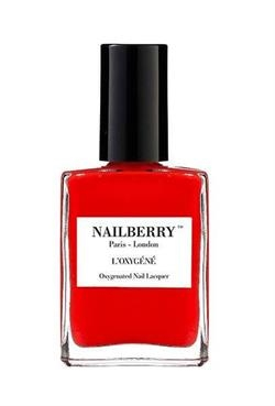 NAILBERRY Neglelak - Nailpolish L´OXYGÉNÉ, Cherry Cherie