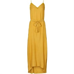 Lollys Laundry Kjole - Beatrice Dress, Mustard