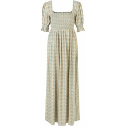 NOTES DU NORD kjole - TAYLOR FLOWER MAXI DRESS, Flower dream