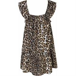 Notes Du Nord Kjole - TASSIE DRESS, Leopard
