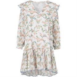 NOTES DU NORD Kjole - Patricia Short Dress, Romantic Flower