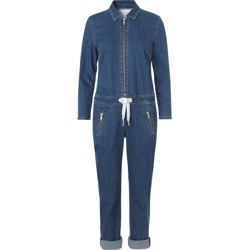 NOTES DU NORD Buksedragt - Hunter Jumpsuit, Blue Denim