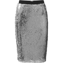 NOTES DU NORD Nederdel - Ice Skirt, Silver