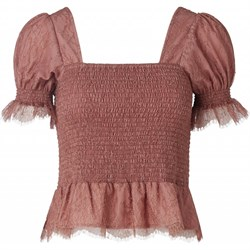 NOTES DU NORD bluse - Ombre Top, Rose Dawn
