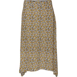 NORR nederdel - Teena Skirt, Yellow Flower