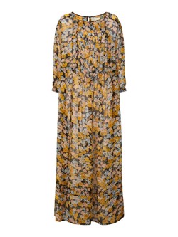 Lollys Laundry Kjole - Gudrun Dress, Flower Print