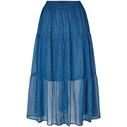 Lollys Laundry Nederdel - Morning skirt, Petrol