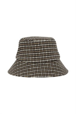 Ichi Hat - IAELINA BUCKET HAT, Black