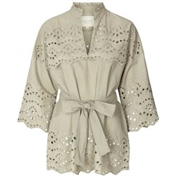 Lollys Laundry Bluse - Kane Blouse, Army