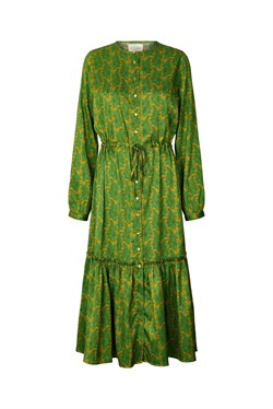 Lollys Laundry Kjole - Anastacia Dress, 40 Green