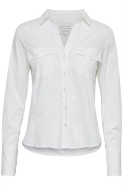 Part Two skjorte - EdmaPW Shirt, Bright White
