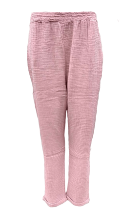 Black Colour Bukser - 40038 Dune Pant, Rose