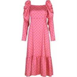 cras kjole - Pilcras dress, Dotty Pink
