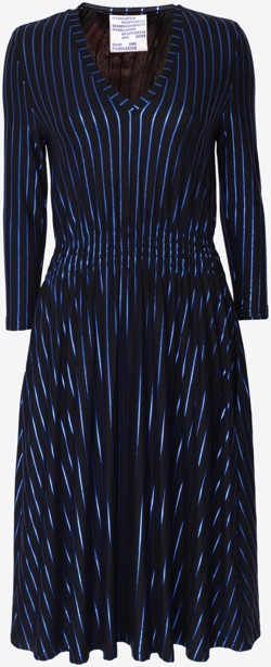 Baum und Pferdgarten kjole - Jacalyn Dress, Bluefoil Stripe