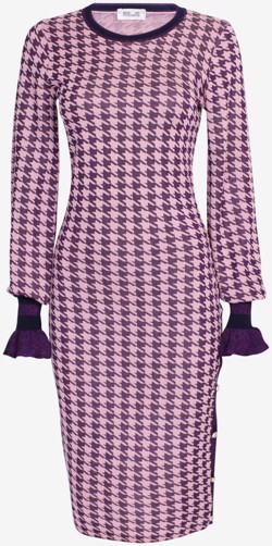 Baum und Pferdgarten kjole - Corinda Dress, Rose Purple