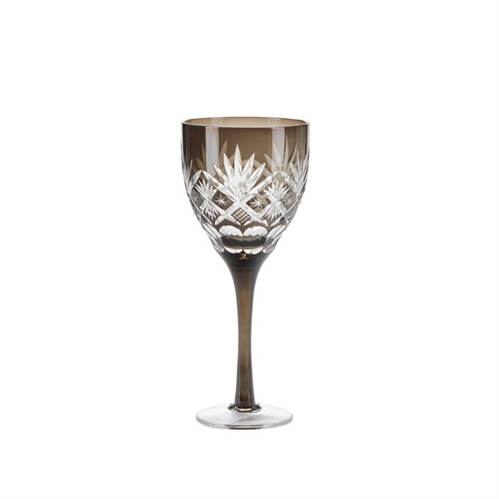 Cozy Living Copenhagen vinglas - Margit Brandt wineglass, Smoke