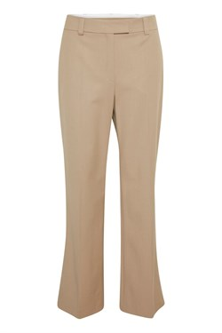 Karen BY Simonsen Bukser - SydneyKB split Pants, APPLE CINNAMO