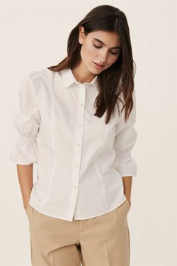 Part Two Bluse - HarleenPW Shirt, Bright White