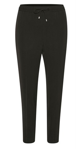 InWear Bukser - AdiaIW Pull On Pant, Black