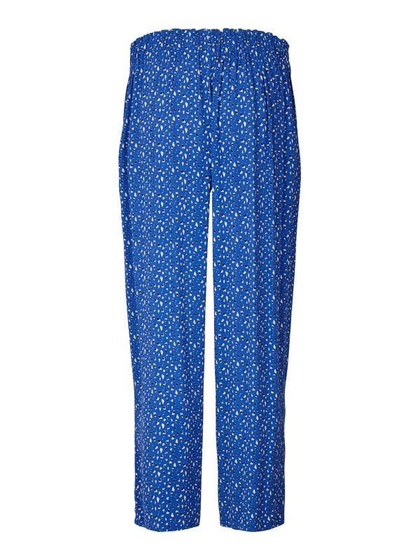 Lollys Laundry bukser Aila Pants, Blue