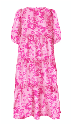 Cras kjole - Akiacras Dress, Pink Rose