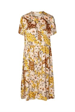 Lollys Laundry Kjole - Aliya Dress, Flower Print