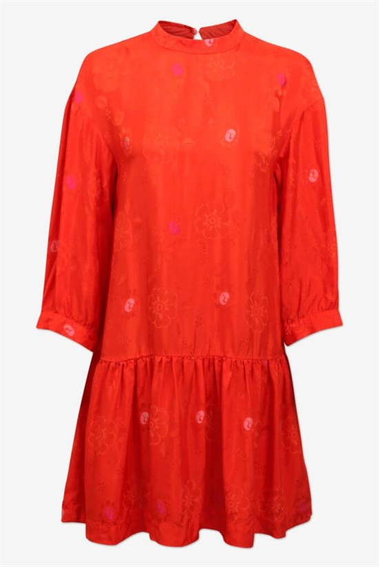 Baum und Pferdgarten Kjole - Angelica Dress, Orange.com