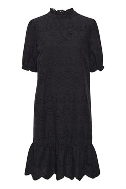 Saint Tropez Kjole - Anglaise Dress, Black/Navy