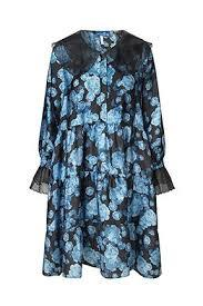 Cras kjole - Astridcras DRESS, Blue Rose