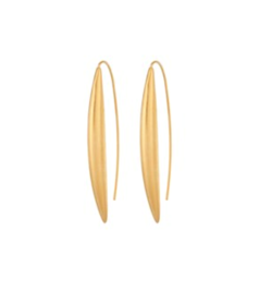 Pernille Corydon Øreringe - Baker Earrings, Gold Plated