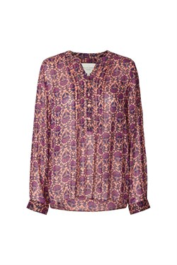 Lollys Laundry Bluse - Helena shirt, Flower Print