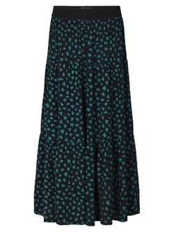 Lollys Laundry Nederdel - Bonny Skirt, Green
