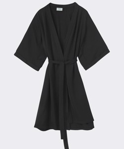 Moves by Minimum Kimono - Briska Blazer, Black