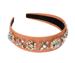 Pico Hårbøjle - Caren Headband, Rose
