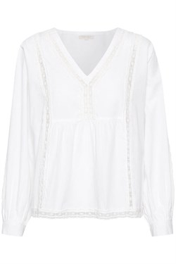 Part Two Bluse - CedraPW Blouse, Bright White