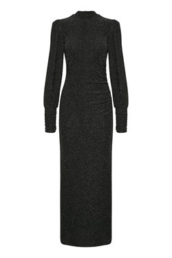 Gestuz Kjole - ChaiaGZ Maxi dress, Black