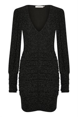 Gestuz Kjole - ChaiaGZ Slim dress, Black