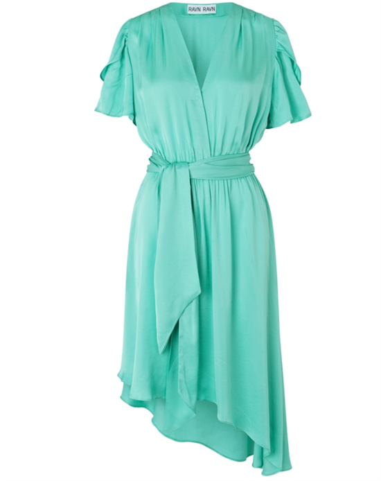 RAVN RAVN Kjole - Cici Dress, Mint