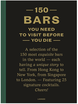Coffee Table Books - 150 Bars, You Need To Visit Before You Die