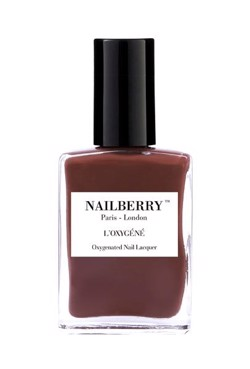 NAILBERRY Neglelak - Nailpolish L«OXYGƒNƒ, Dial M for Maroon