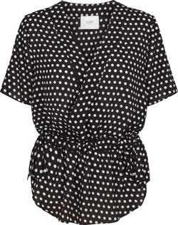 Just Female Bluse - Eline Blouse, Midi dot