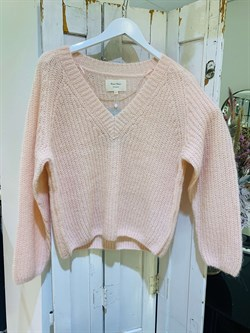 InWear Strik - EviIW Pullover, Cameo Rose