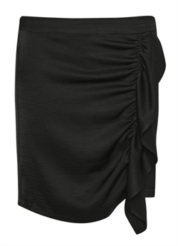Part Two nederdel - FadiaPW skirt, Black