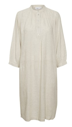 Saint Tropez Kjole - FannaSZ Dress, Creme