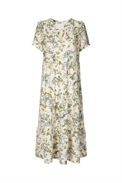 Lollys Laundry Kjole - Freddy Dress, Flower Print