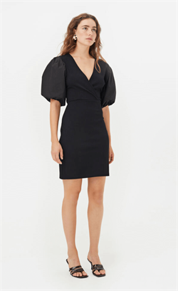 Gestuz Kjole - ImaGZ Dress, Black